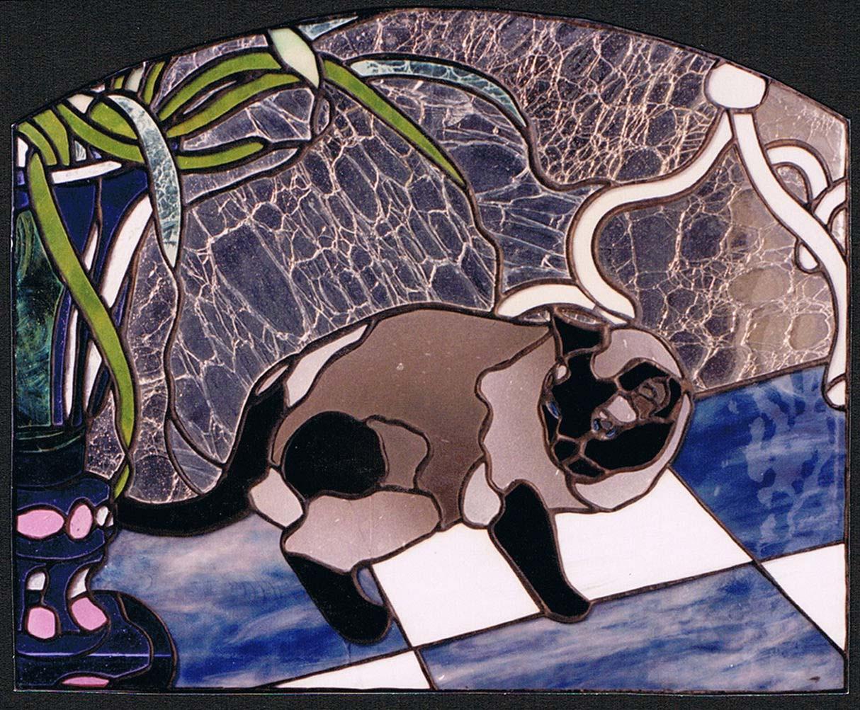 Siamese-Cat,-Brooklyn-Heights,--NY