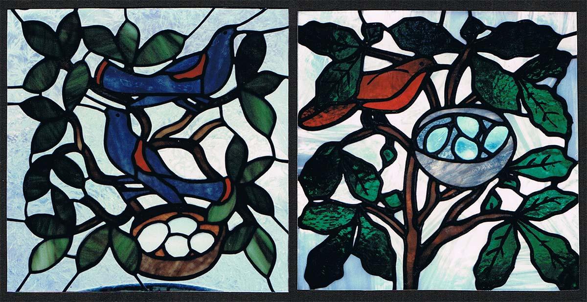 Bird quilt